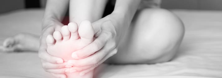 Chiropractic Little Rock AR Foot Pain and Plantar